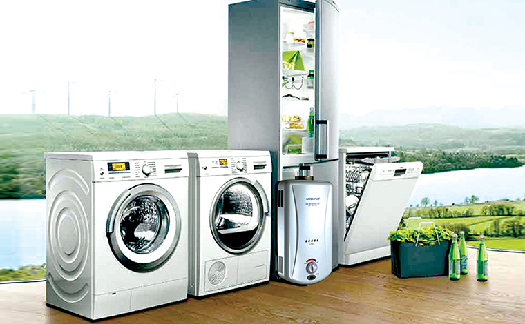 Components for Home Appliances